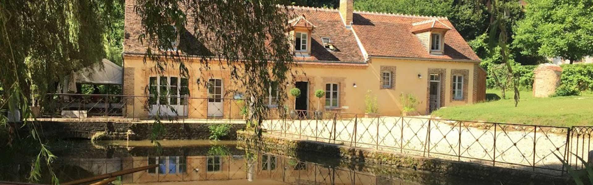 bandeau restaurant Moulin de Corneil