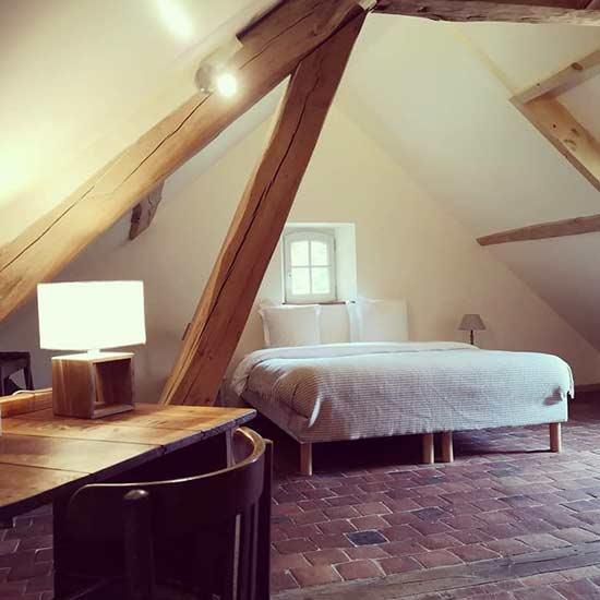 Chambre 2 du Moulin de Corneil